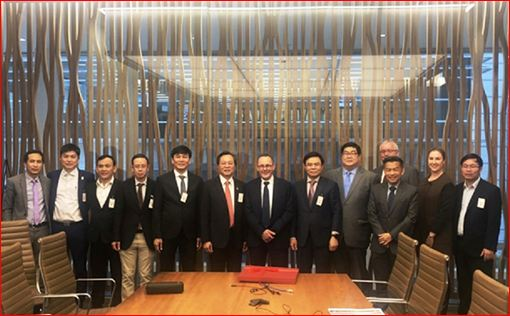 PetroVietnam President and CEO joins VELP and works with US oil and gas companies
