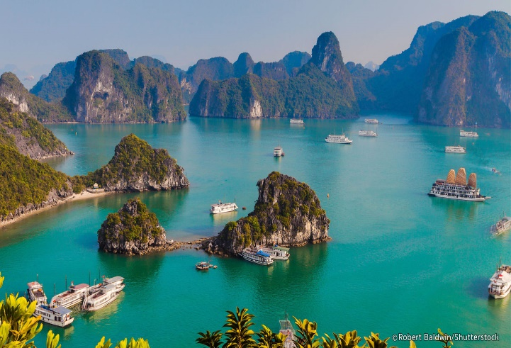 About Ha Long Bay