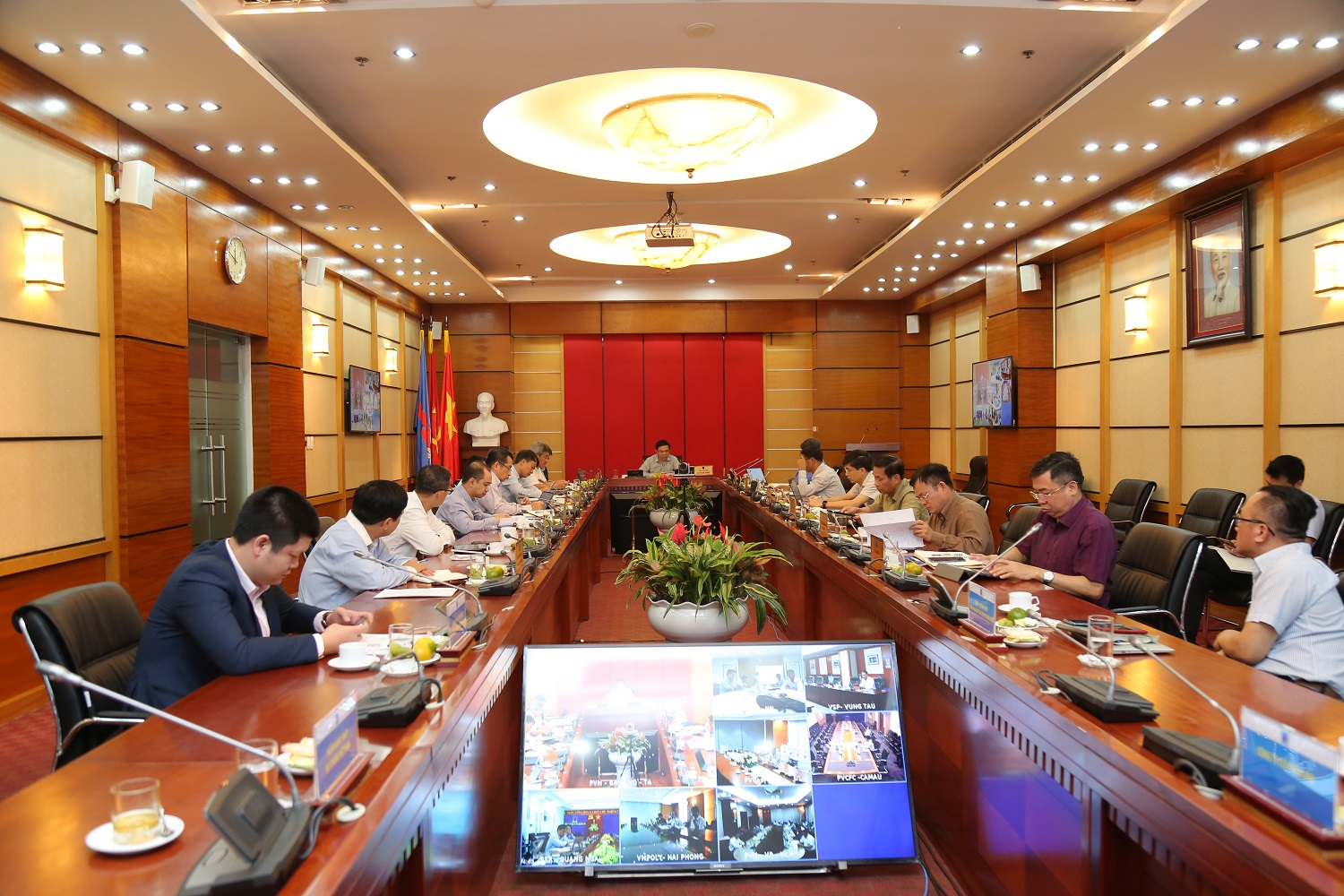 Petrovietnam continues making important contributions to the economy
