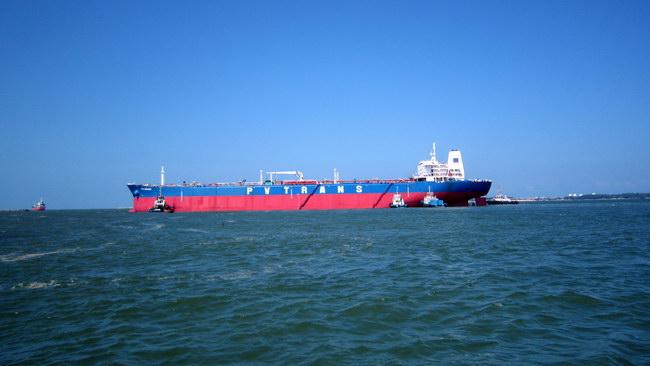 Cận cảnh con tàu chở dầu 104 nghìn tấn PVT MERCURY