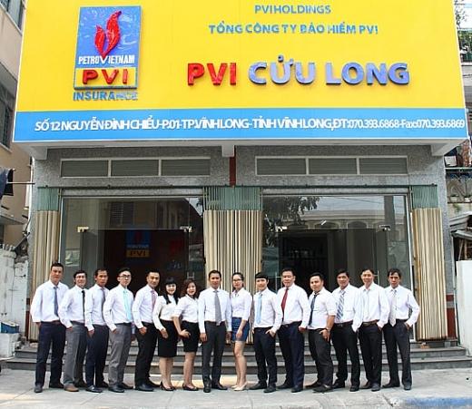 Ra mắt Công ty Bảo hiểm PVI Cửu Long