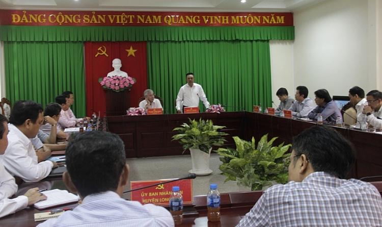 Quyết tâm đưa Dự án Nhà máy Nhiệt điện Long Phú 1 về đích