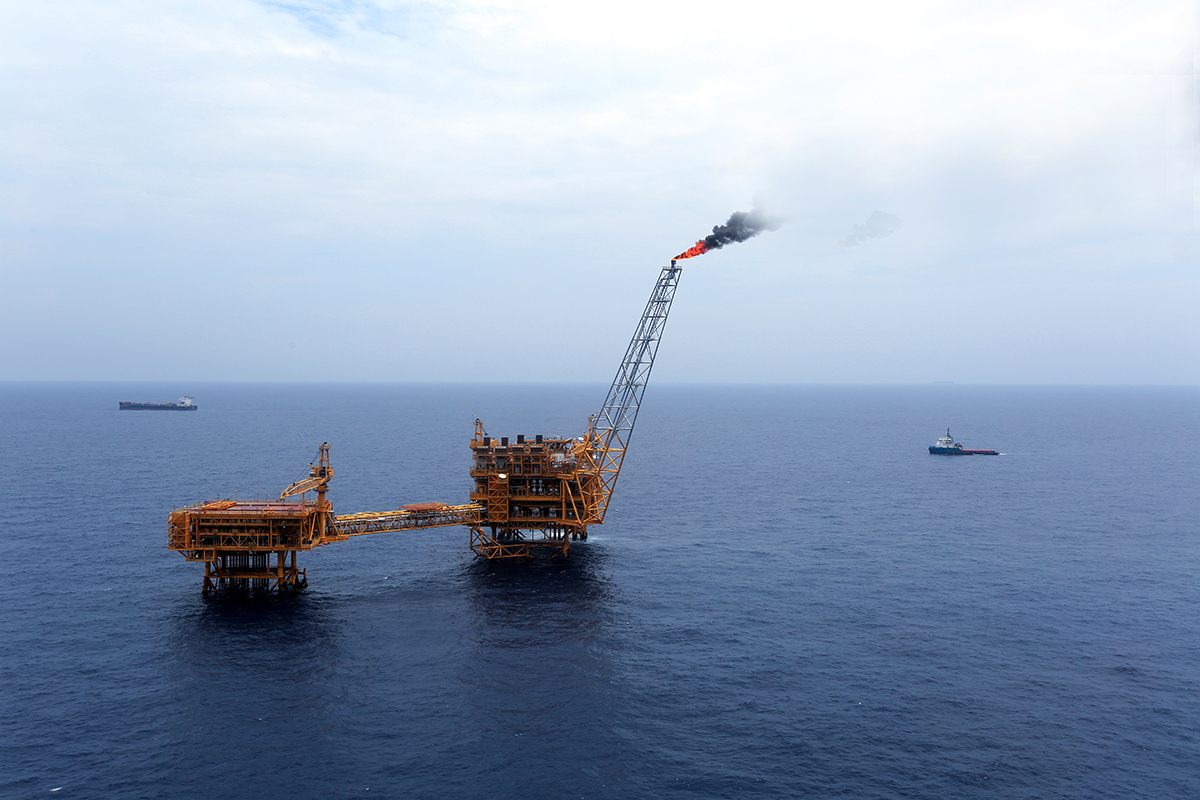 Tập đoàn Dầu khí Việt Nam hoàn thành vượt mức các chỉ tiêu 6 tháng năm 2018
