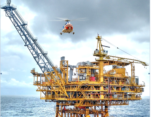 Thien Ung Field hits production milestone of 500 million m3 gas